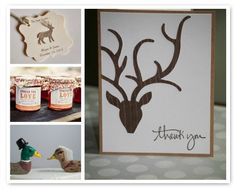 Whitetails and Wedding Bells – Inspiration Can Strike Anywhere on http://itsabrideslife.com