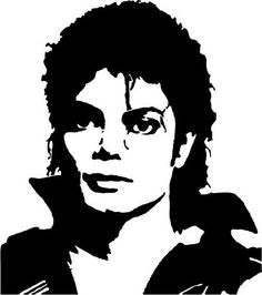 michael laser cut from a old vinyl record, the record is picked at random. If you would like a specific record let us know and we will try our best an Person Silhouette, Silhouette Painting, Silhouette Cameo Projects, Michael Jackson Dibujo, Michael Jackson Art, Cool Art Drawings, Art Drawings Sketches, Stencil Art, Stencils