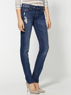 7 for All Mankind.  Find 7 For All Mankind at Vault Denim.  Host a party, and you may just find some at half the price of the high end department stores.  You can even get 10% off your total party sales if you host a party.  Giving you an even deeper discount on those awesome jeans!