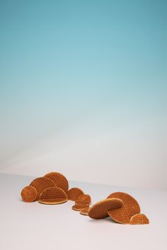 Wyne Veen - Dutch cuisine for blend 2009 - stroopwafels