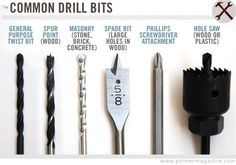 How to Use a Power Drill | Primer