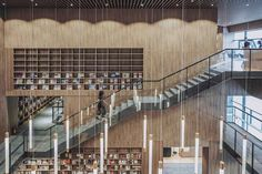 結合社區圖書館型態!中國貴陽售屋接待中心 - DECOmyplace 新聞