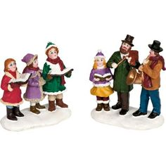Village Carol Singers Decoration at Homebase -- Be inspired and make your house a home. Buy now.