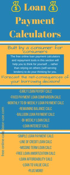 This free online Loan Balance Calculator will calculate the number - lease payment calculator