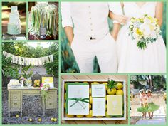 Spring Green Collage_Yellow