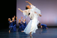 """This Joyce season, titled """"Sacred/Profane,"""" shows that the Martha Graham Dance Company's only repertory worth watching is by her, and the older the better."""