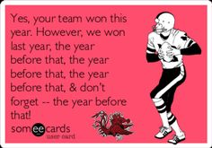 Just a reminder.... That I will shout at every Clemson fan I know XD