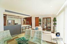 """Encuentra las mejores ideas e inspiración para el hogar. Proyecto """"Penthouse Yucatan Country Club"""" por PORTO Arquitectura + Diseño de Interiores   homify"""