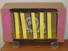 wagon cirque