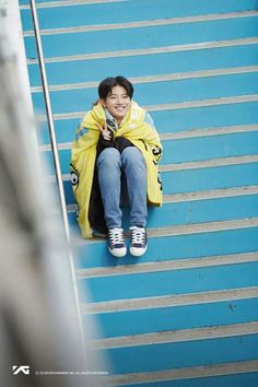 < Kim Junkyu > PROFILE IMAGE Behind Cut | YG TREASURE BOX Group A #ygtrainee #ygnbg #ygsilverboys