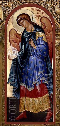 Byzantine Icons, Guardian Angels, Orthodox Icons, Angel Art, Good Good Father, Michel, Christianity, Catholic, Medieval