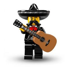 LEGO Minifigures - Mariachi