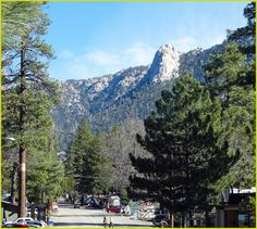 Top 10 Most Charming Small Towns in SoCAL #9.  Idyllwild, CA