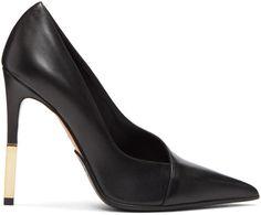 Balmain for Women Collection Stiletto Pumps, High Heel Pumps, Pump Shoes, Women's Pumps, Balmain Clothing, Work Pumps, Asos Shoes, Designer Heels, Kitten Heels