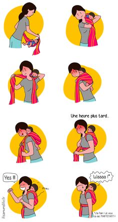 It's a mum's life -