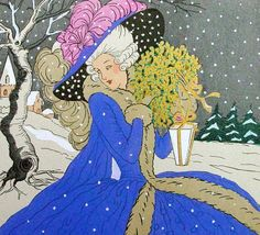 """Vintage Winter -  Also see N. Kelly's  """"Christmas Images"""" board."""