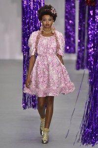 Ryan LO runway show from London Fashion Week 2016