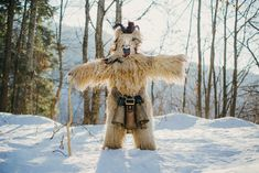 In towns and villages across Bulgaria, the mystical Kukeri ritual sees demons and evil spirits scared away. Photographer Aron Klein travelled the country to capture the costumes and customs that have survived for hundreds of years.