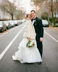 Kate Headley photographer  Need that coat for a winter wedding!