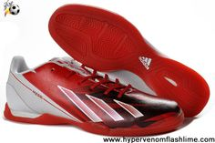 Best Gift White Red Adidas F10 TRX IC Newest Now