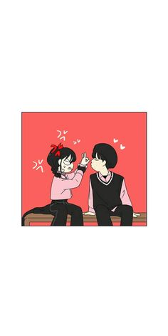 Cover Template, Couple Art, Cartoon Wallpaper, Shoujo, Webtoon, Manhwa, Cute Couples, Revolution, Kawaii