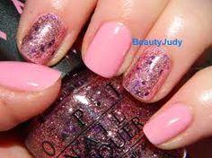 #OPI #pink #Nails Opi Pink, Pink Nails, Be Good To Me, Nail Polish, Glitter, Pigs, Pretty, Beauty, Cosmetology