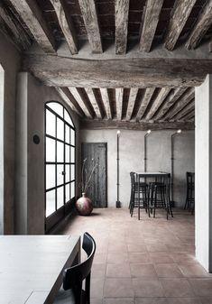 Interiors of La Gane