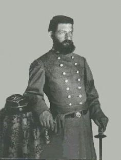 William Houston Fulkerson, 63rd Tennessee Infantry, Company A from Clairborne County. He served as Captain, Major and Lt. Colonel. He was wounded at the Battle of Chickamauga. The Regiment saw action in Alabama, Georgia, Tennessee and Virginia. The Regiment was assigned to the Army of Northern Virginia under Robert E. Lee in 1864. Col. Fulkerson surrendered with his regiment at Appomattox Court House on April 9, 1865.