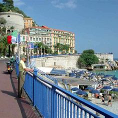 Nice, France...love the light in Nice....no wonder so many great master artists did their work in this area.