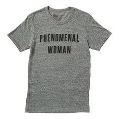 Phenomenal Woman Tee