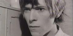 """David Bowie joue le rôle d'un fantôme dans """"The Image"""", court-métrage de 1967."""