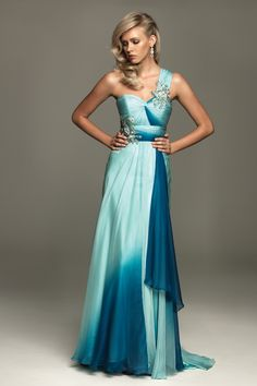 Turquoise Bridesmaids Dress