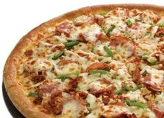 """Founder of """"Papa John's Pizza"""" Says ObamaCare will Increase Prices for Consumers – Papa Johns Coupon Code, The Works Pizza, Pizza Coupons, Pizza Special, Hawaiian Pizza, Vegetable Pizza, Nutrition, Healthy, Pizza"""