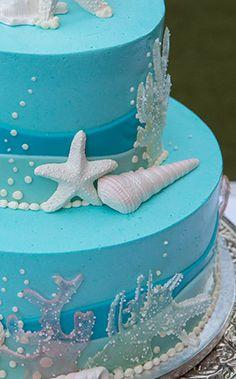 Little Mermaid Cake Topper Custom Birthday Cake Topper by Vanblur