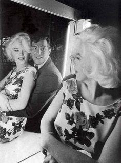 Dean Martin & Marilyn Monroe...   I luv classic Hollywood.