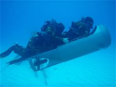 MARSOC-1st MSOB conducting underwater operations