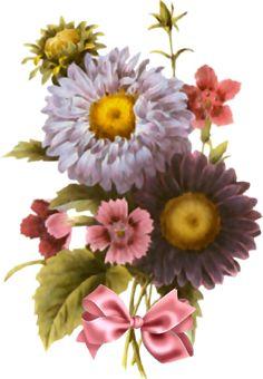 Gifs, imagens e efeitos: Tube-flores-3