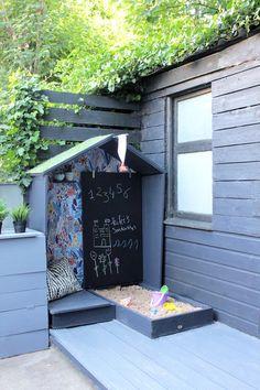 The big wardrobe build using reclaimed doors, part 2 — Hester's Handmade Home Backyard Play, Backyard For Kids, Garden Kids, Handmade Home, Outdoor Projects, Outdoor Decor, Reclaimed Doors, Outdoor Play Areas, Sand Pit
