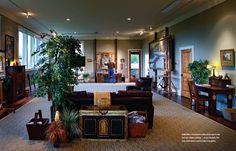 The studio of Scott Christensen