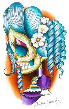 Lola by Dave Sanchez Crying Senorita Skeleton Canvas Art Giclee Print moodswingsonthenet Photo Canvas, Canvas Art, Mini Canvas, Sugar Skull Art, Sugar Skulls, Skull Artwork, Skull Drawings, Doodle Drawings, Tattoo Drawings