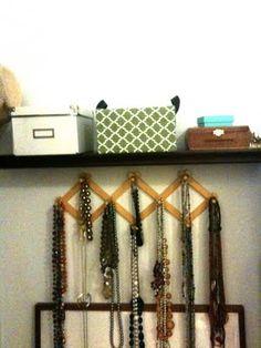 accessory storage