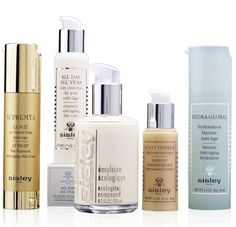 Sisley Paris Cosmetic. Best skin care...ever.