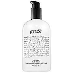 Philosophy - Pure Grace Perfumed Body Lotion  #sephora