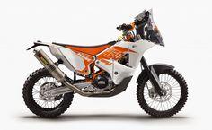 KTM Rally Factory Replica 450 2015