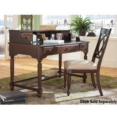 Sutton's Bay Desk | Desks | Home Office Furniture | Art Van Furniture - Michigan's Furniture Leader