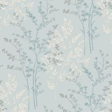 Soft and subtle. Beautifully drawn and inspired by the delicacy of nature this lovely design is perfect for filling your room with subtle sophistication.<br><br> Application: Paste the paper <br>br> width: 53cm <br><br> Length: 10.05m <br><br> Pattern repeat: Straight match <br><br> Coverage: 5.35msq.