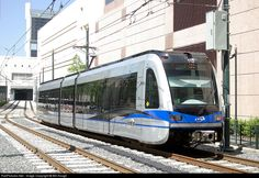 RailPictures.Net Photo: CATS 112 Charlotte Area Transit System (CATS) Siemens S70 LRV at Charlotte, North Carolina by Bill Hough