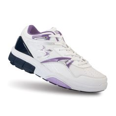 Check out these shoes from Gravity Defyer.  Women's XLR8 lll White Athletic Shoes | GravityDefyer.com