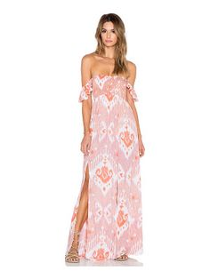 Tiare Hawaii Hollie maxi dress