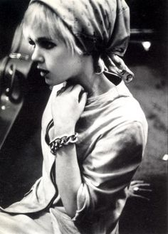 edie sedwick  - repinned from - Michael Fitch onto Fashion and Style